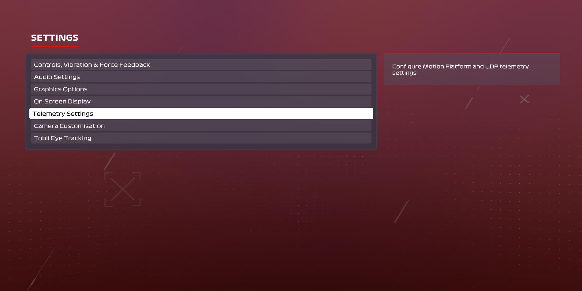 Screenshot of the hotlaps.io beta client